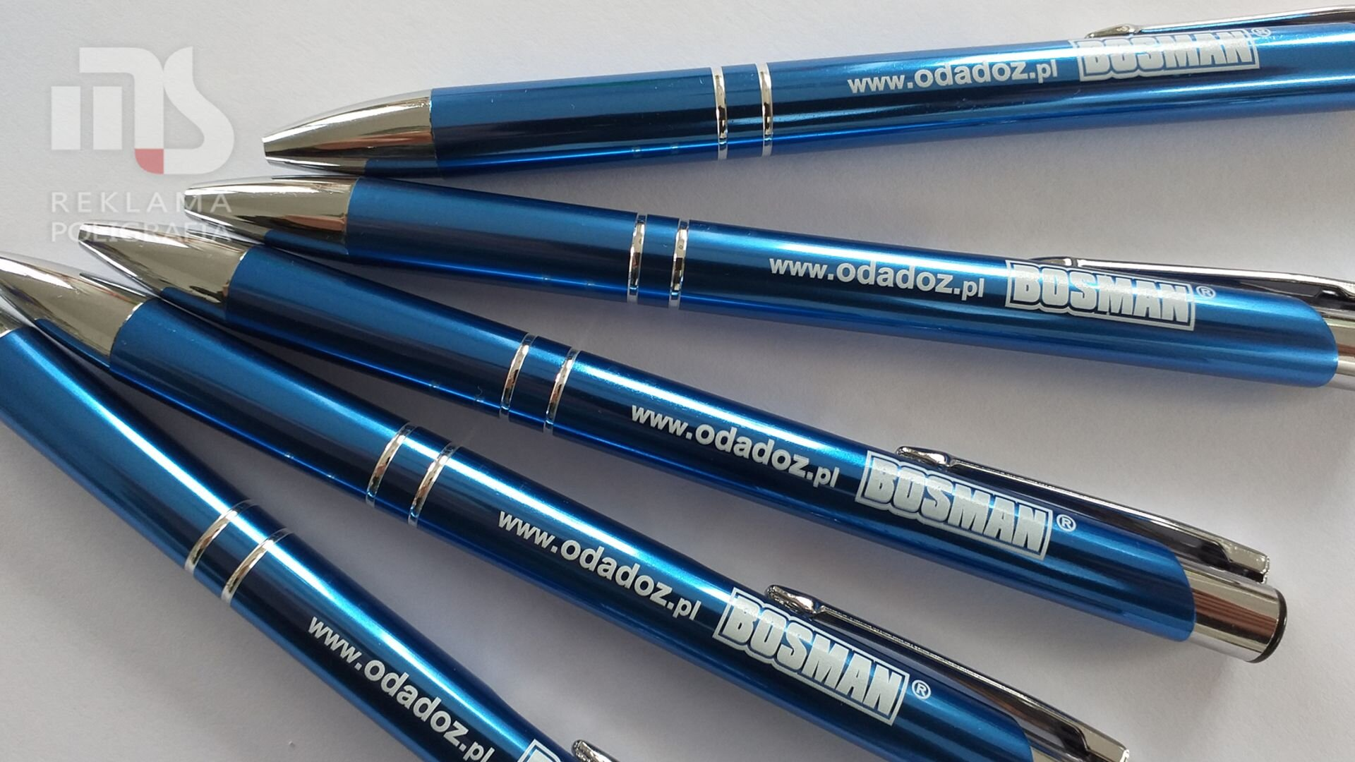 2021 1 gadgety reklamowe -1920x1080 px-Bosman długopisy