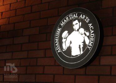 Adamusik Martial Arts Academy / My Way Bistro